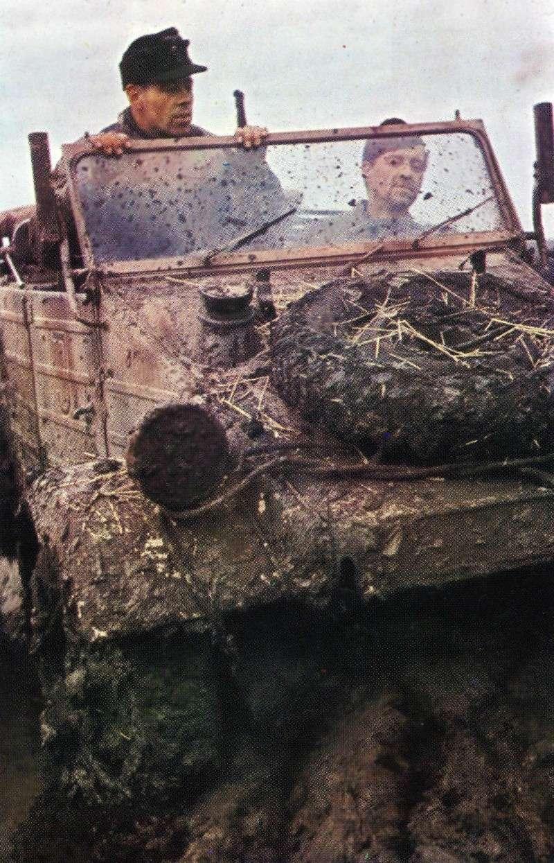 L'Enfer Russe !!! le froid et la boue ... Photos B1510