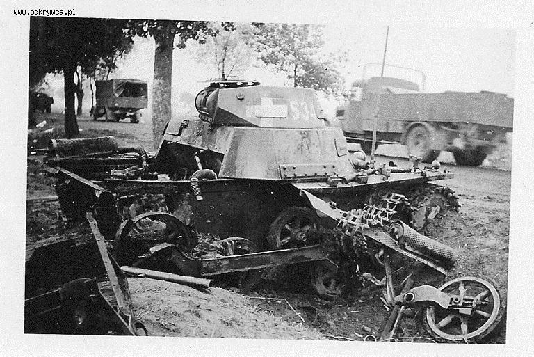 Panzerkampfwagen I - Panzer I B6110