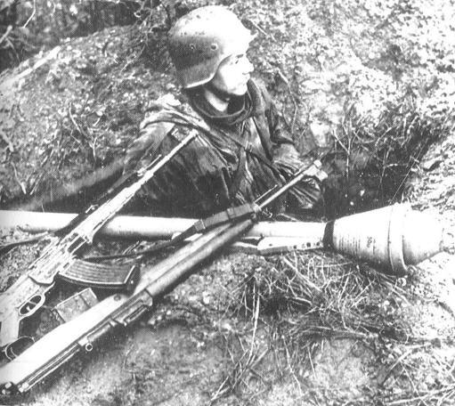 Walther Gewehr G43 Badass11