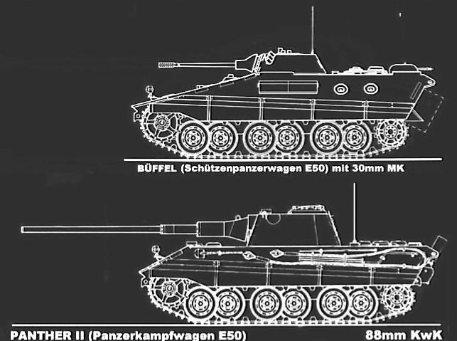 Panther II ou Panther ausf F  Bffelp10