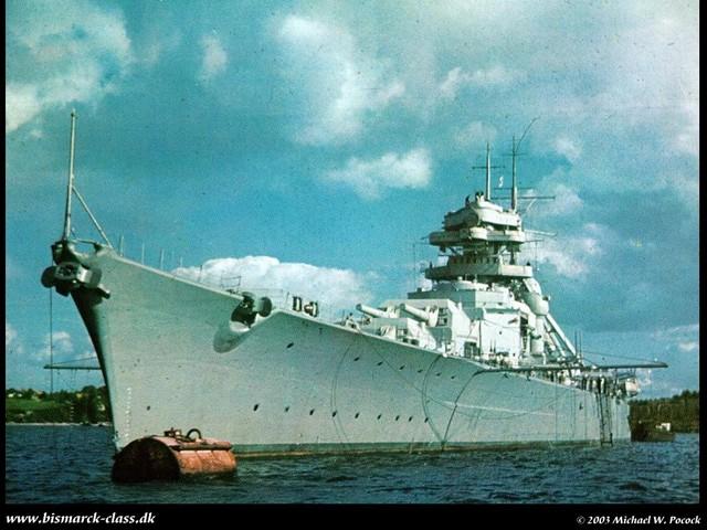 Histoire de la Kriegsmarine Bismar10