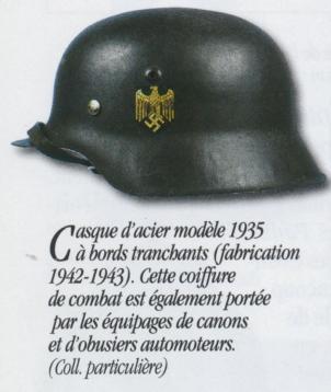 uniforme - Artilleur - Heer - France 44 Blinda12