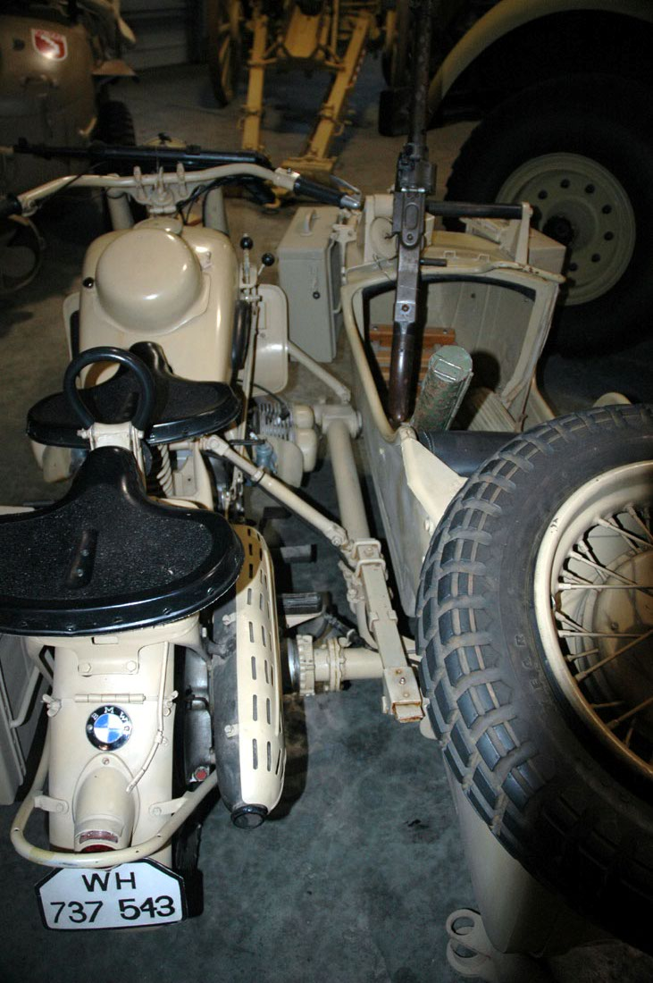 BMW R75 - conservé aux USA Bmwr7522
