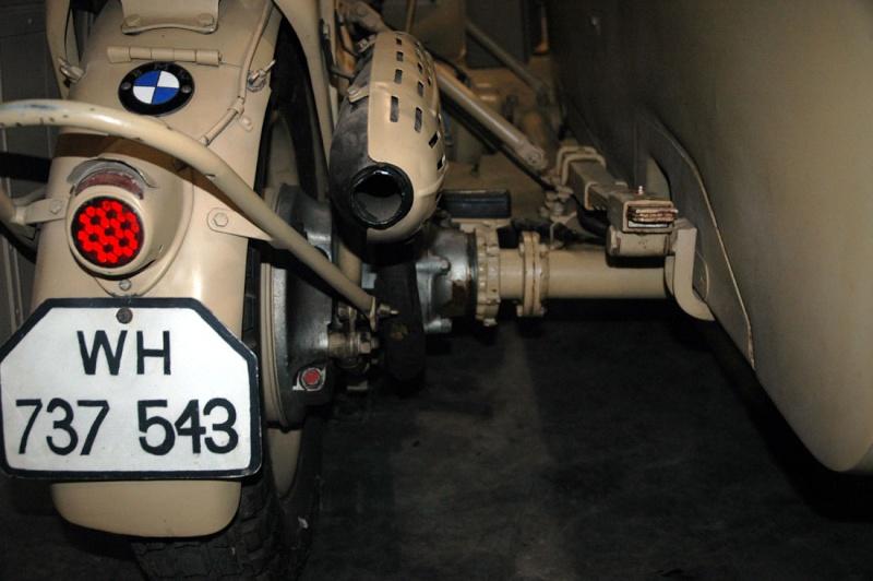 BMW R75 - conservé aux USA Bmwr7537