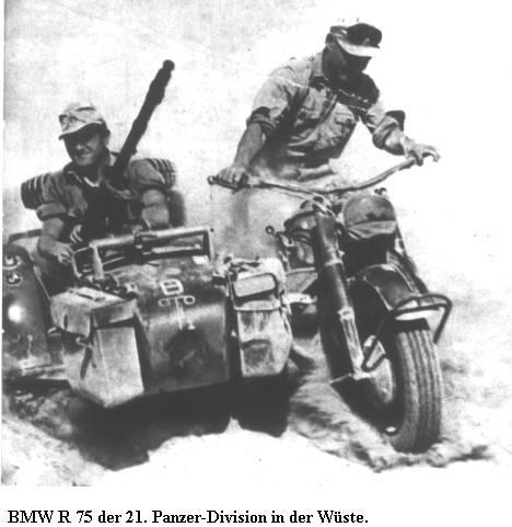 21e Panzerdivision Bmwr7544