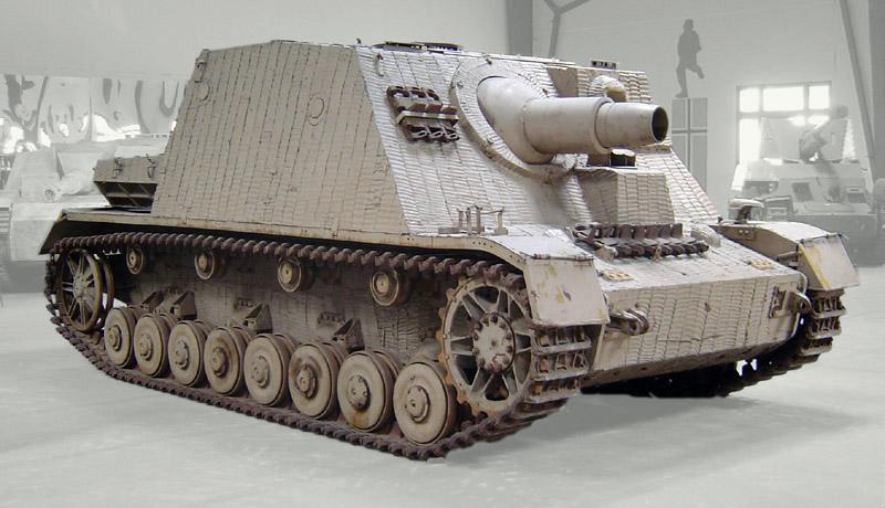 Sturmpanzer IV - Brummbär ! Brummb12