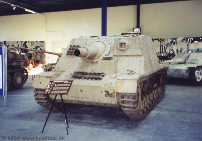 Sturmpanzer IV - Brummbär ! Brummb13