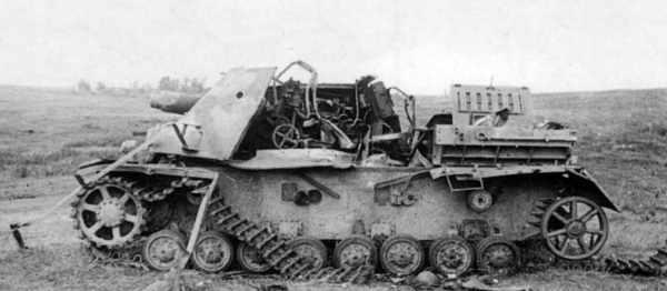 Sturmpanzer IV - Brummbär ! Brummb15