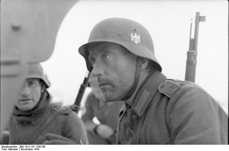 bundesarchiv - LVF - Novembre 1941 Bunde100