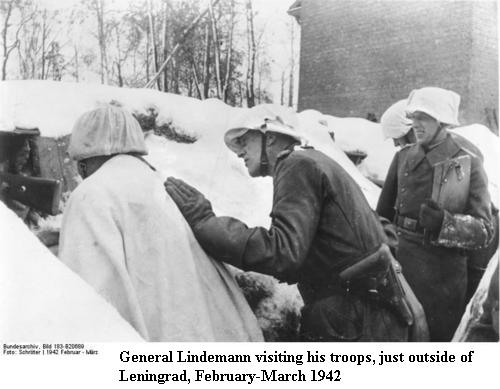 Le Siege de Lenningrad Bunde109