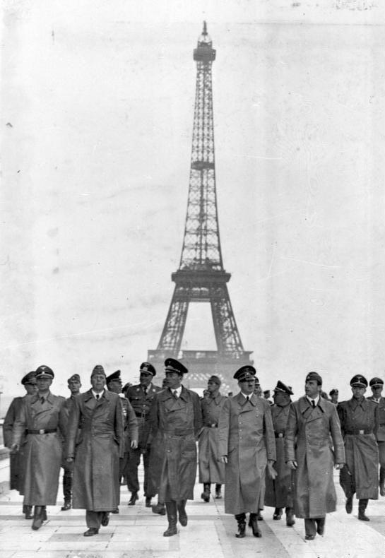 Reportage - PARIS sous l'occupation Bunde135