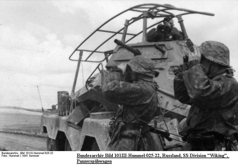 5e Panzerdivision SS Wiking Bunde155
