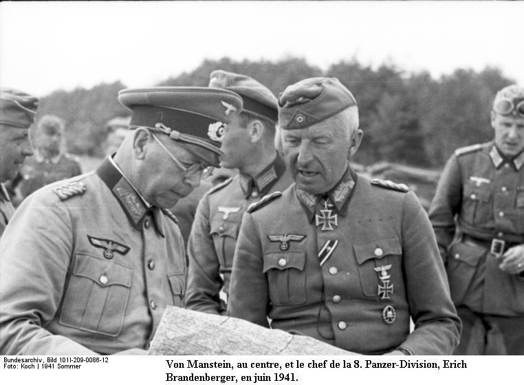 Erich Von MANSTEIN Bunde169