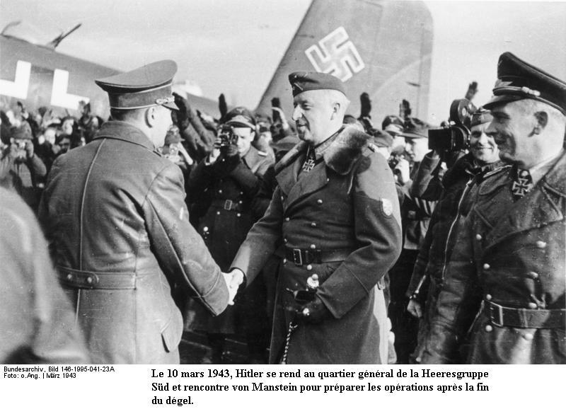 Erich Von MANSTEIN Bunde170
