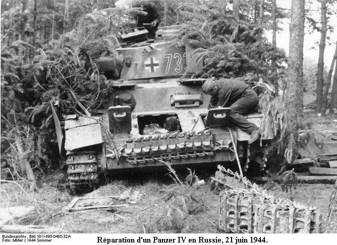 Opération BAGRATION Bunde186
