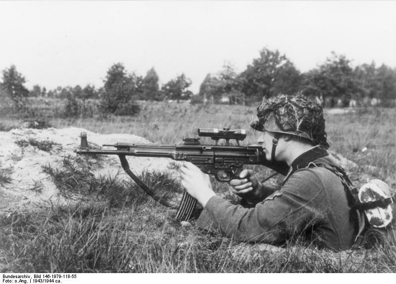 Sturmgewehr 44 - STG44 Bundes14