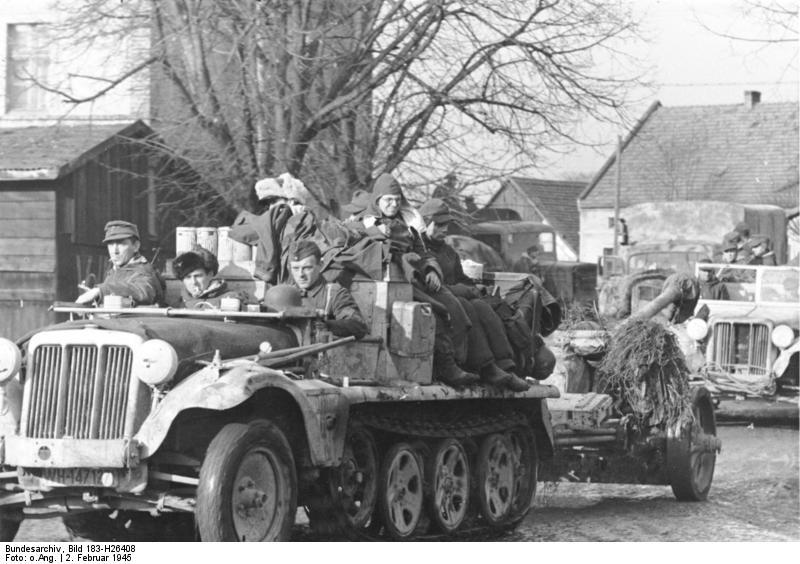 Pak 40 (Panzerabwehrkanone 40) - 75 mm Bundes24