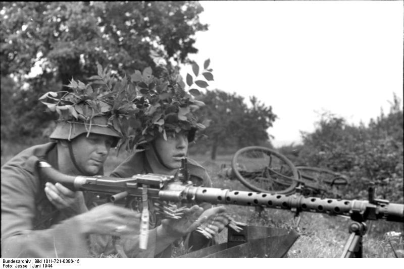 Maschinengewehr 34 - MG34 Bundes26