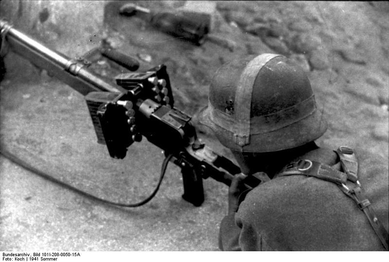 fusil antichar - Panzerbüchse PzB38 et PzB39 Bundes31