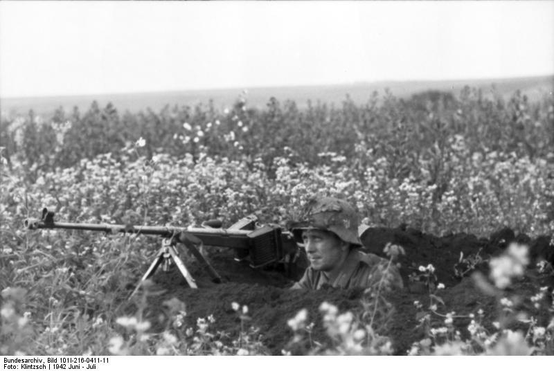 fusil antichar - Panzerbüchse PzB38 et PzB39 Bundes32