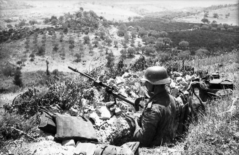 fusil antichar - Panzerbüchse PzB38 et PzB39 Bundes33