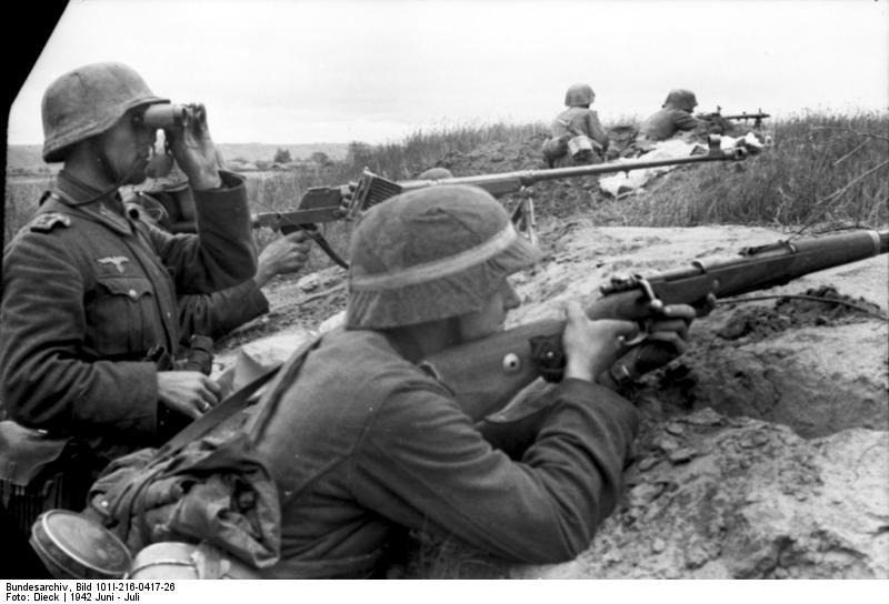 fusil antichar - Panzerbüchse PzB38 et PzB39 Bundes34