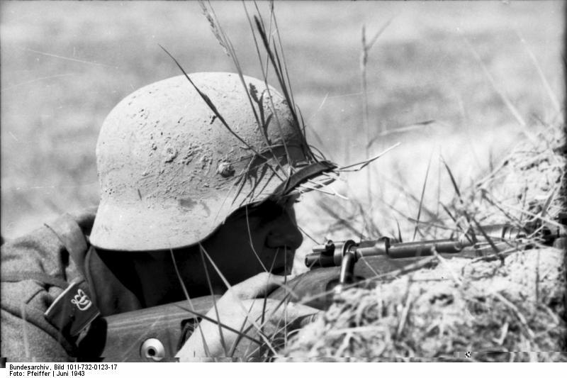 HEER - les Casques - camouflage et accessoires Bundes38