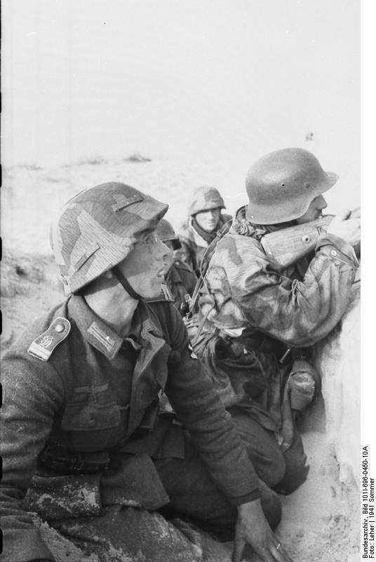 HEER - les Casques - camouflage et accessoires Bundes41