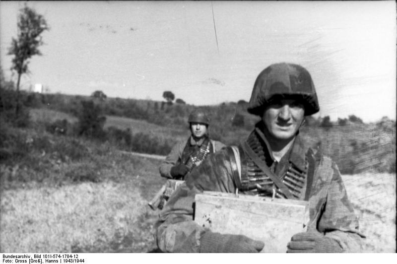 HEER - Splittermuster - Splinter Camouflage Bundes45