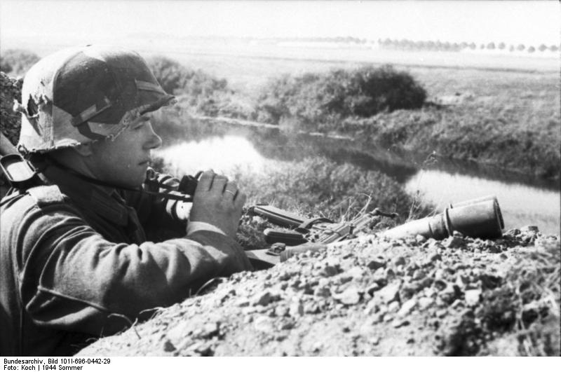 """Stielhandgranate 24 - """"Presse-Purée"""" Bundes48"""