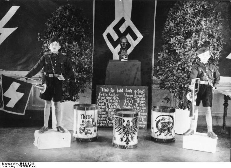 Les Jeunesses hitlériennes - Les enfants du Reich !!! Bundes54