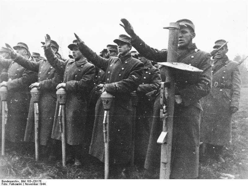 Le Volkssturm !!! Bundes57