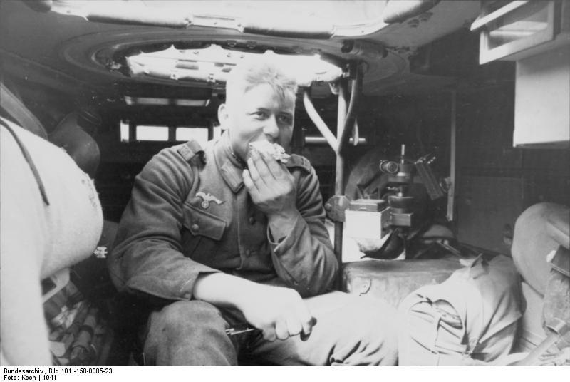 A LA BOUFFE !!!! - Heer/Waffen Bundes63