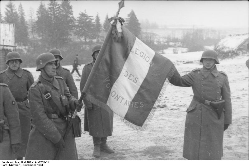 bundesarchiv - LVF - Novembre 1941 Bundes93