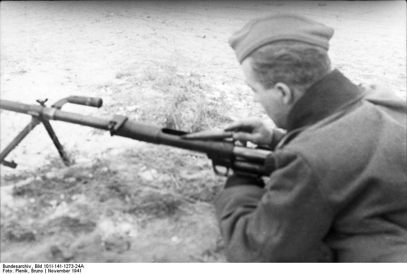 bundesarchiv - LVF - Novembre 1941 Bundes94