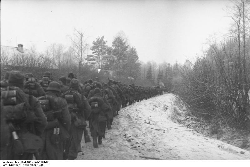 bundesarchiv - LVF - Novembre 1941 Bundes97