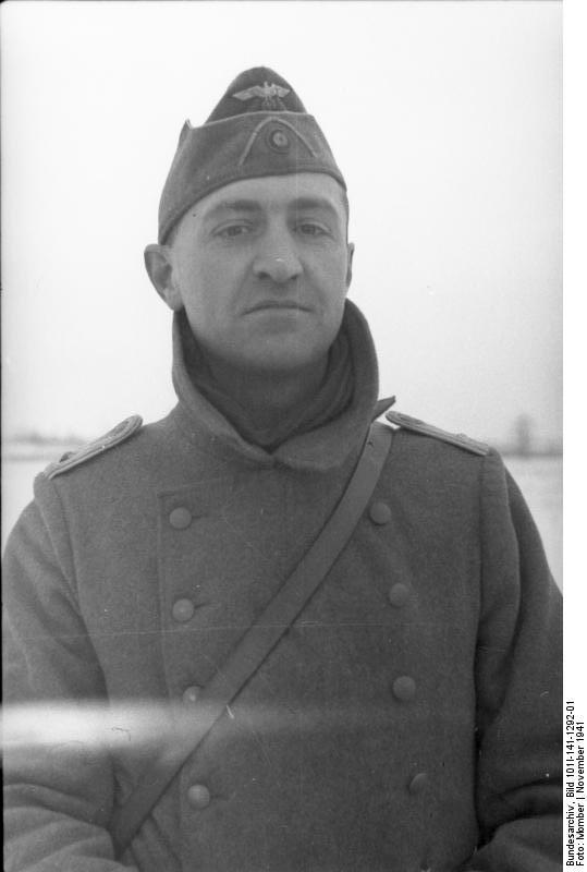 bundesarchiv - LVF - Novembre 1941 Bundes99