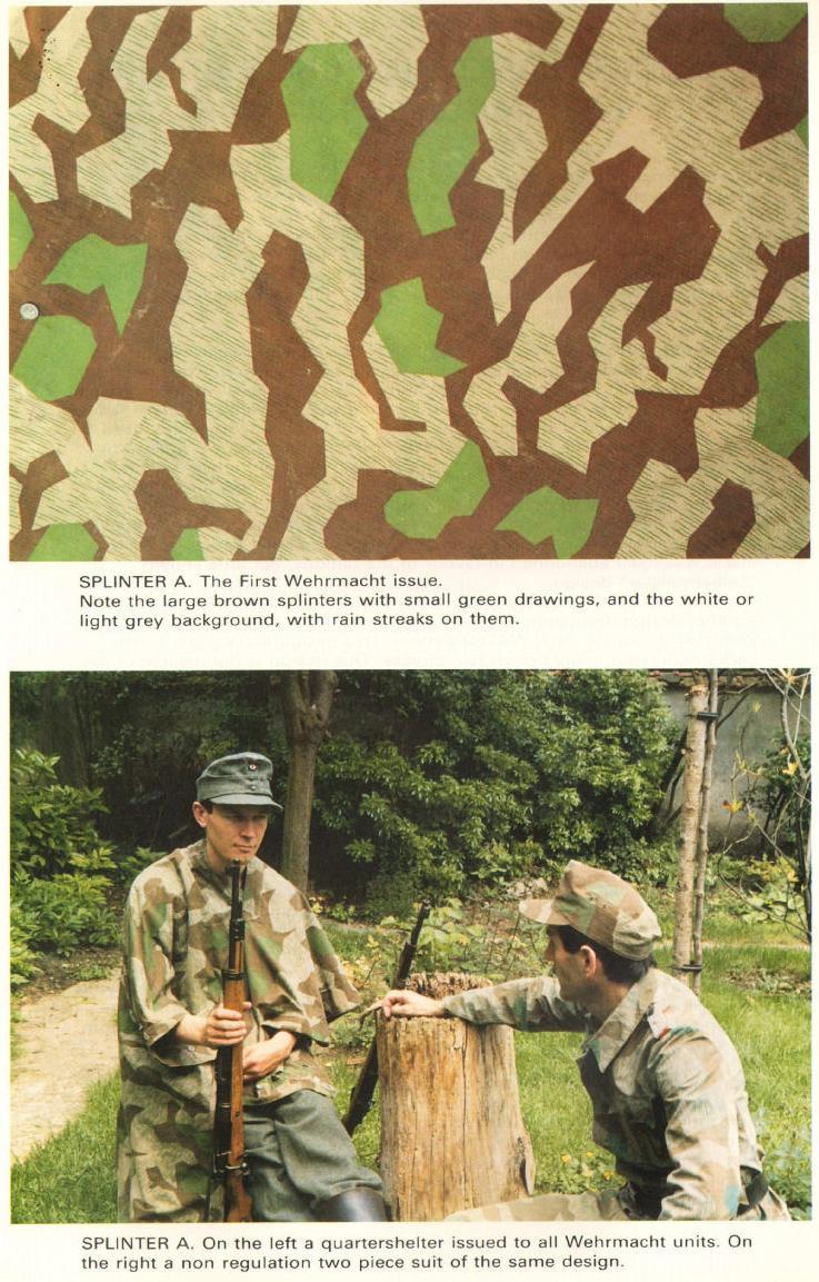 HEER - Splittermuster - Splinter Camouflage Camouf11
