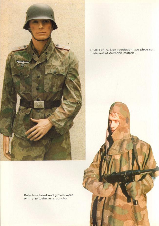 HEER - Splittermuster - Splinter Camouflage Camouf15
