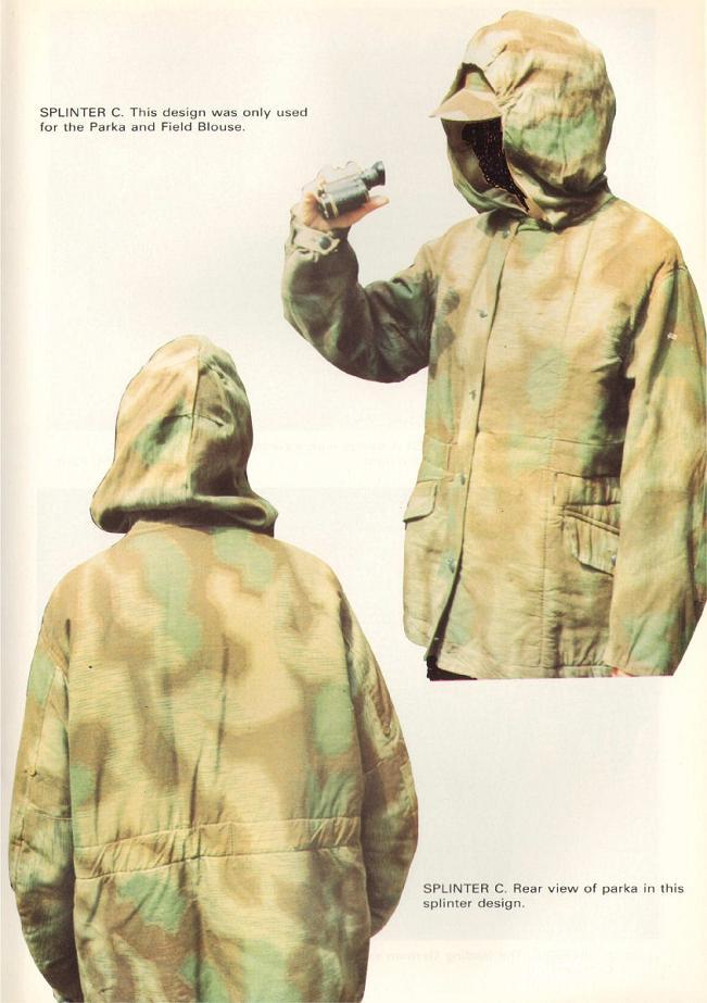 HEER - Splittermuster - Splinter Camouflage Camouf18