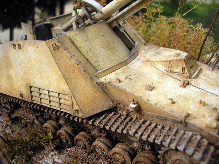 Nashorn - Riedwihr France 1944 - by Giuseppe Randazzo Coldiv10