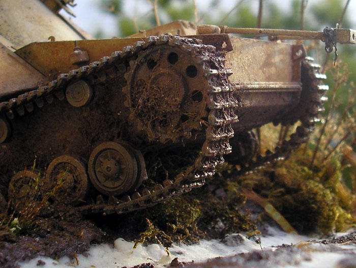 Nashorn - Riedwihr France 1944 - by Giuseppe Randazzo Coldiv12