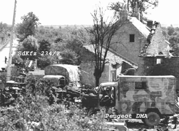 Panzer Wreck - Normandie 1944 Corrde10