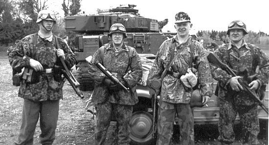 Battlegroup South - Ireland Cur510