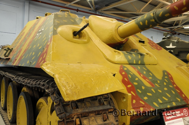 Jagdpanther - Bovington Museum - UK Dbz_6610