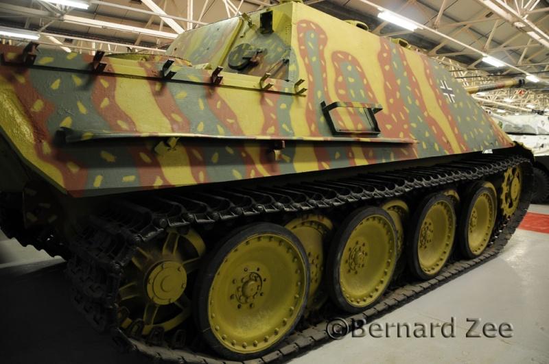 Jagdpanther - Bovington Museum - UK Dbz_6611