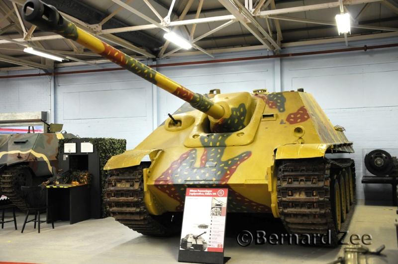Jagdpanther - Bovington Museum - UK Dbz_7310
