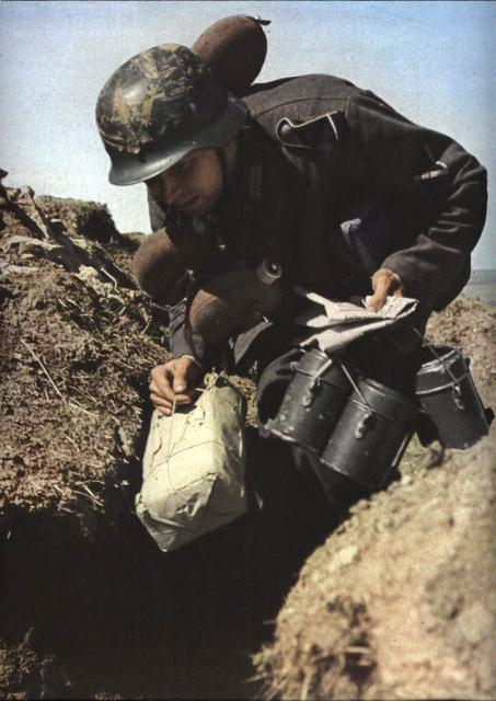 HEER et Waffen - les Gamelles M1910 et M1931 Deutsc10