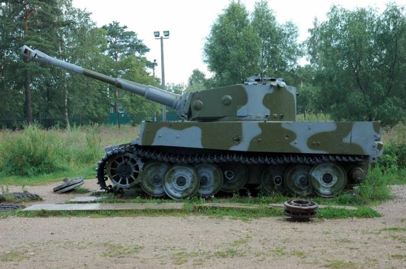 Tiger I - Snegiri Lenino - Russia Dsc_0110