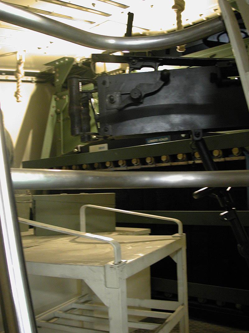 WW1 - A7V  - Munster - Panzer Museum Dscn1310